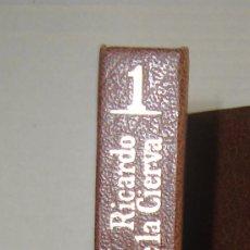 Libros antiguos: FRANCISCO FRANCO, BIOGRAFIA HISTORICA, RICARDO DE LA CIERVA. TOMO5. Lote 27533122