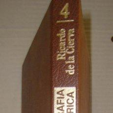 Libros antiguos: FRANCISCO FRANCO, BIOGRAFIA HISTORICA, RICARDO DE LA CIERVA, TOMO 4. Lote 27533195