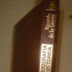 Libros antiguos: FRANCISCO FRANCO, BIOGRAFIA HISTORICA, RICARDO DE LA CIERVA. TOMO1. Lote 27533239