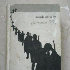 Libros antiguos: DIVISION 250.. Lote 28006476
