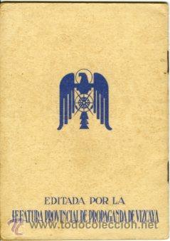 Libros antiguos: GUERRA CIVIL.- GESTAS DE LA CRUZADA (Nº 1).- COMO MUEREN LOS MARINEROS DE ESPAÑA. - Foto 2 - 28397370