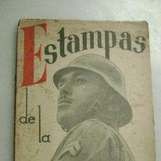 Libros antiguos: ESTAMPAS DE LA GUERRA.ALBUM Nº4 DE ARAGON AL MAR.131. Lote 190872090