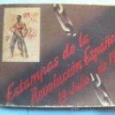 Libros antiguos: GUERRA CIVIL. ESTAMPAS DE LA REVOLUCIÓN ESPAÑOLA 19 DE JULIO DE 1936. C.N.T.- F.A.I.. Lote 29782172