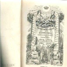 Alte Bücher - HISTORIA DE LA GUERRA CIVIL Y DE LOS PARTIDOS LIBERAL Y CARLISTA. Antonio Pirala - 30120007