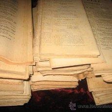 Libros antiguos: DIARI OFICIAL GENERALITAT DE CATALUNYA : MÁS DE 200 NÚMEROS EDITADOS ENTRE JULIO 1936 Y ENERO 1937. Lote 37134998