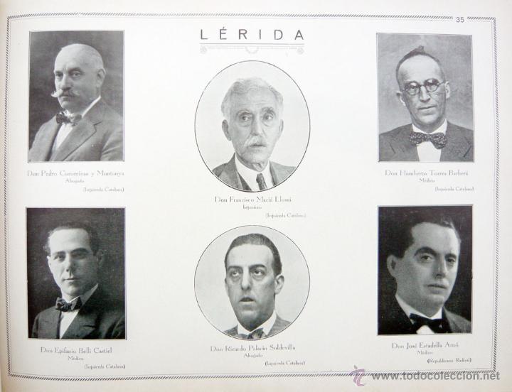 Libros antiguos: REPUBLICA ESPAÑOLA.CORTES CONSTITUYENTES 1931 / ED. RIVAS / ED. ORIGINAL/ PRECIOSO-!! - Foto 11 - 44075215