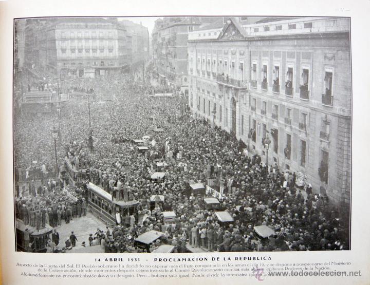 Libros antiguos: REPUBLICA ESPAÑOLA.CORTES CONSTITUYENTES 1931 / ED. RIVAS / ED. ORIGINAL/ PRECIOSO-!! - Foto 21 - 44075215