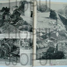Libros antiguos: PICTURE POST. 1939. ROBERT CAPA. EXILIO. GUERRA CIVIL. II REPUBLICA. ORIGINAL. Lote 46331769