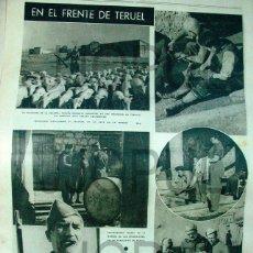 Libros antiguos: LA VANGUARDIA. 1936. TERUEL. GUERRA CIVIL. II REPUBLICA. ORIGINAL. Lote 46331879