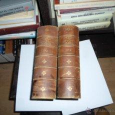 Alte Bücher - Conde Toreno, Historia del levantamiento guerra y revolucion de España, Madrid, 1848, 2 tomos - 47153749