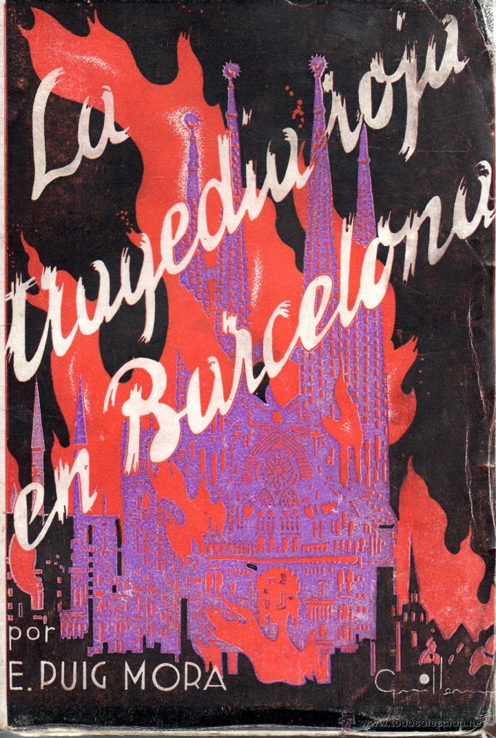 libro la tragedia roja en barcelona de e.puig - Comprar Libros ...