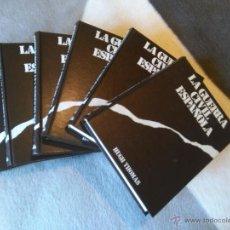 Libros antiguos: GUERRA CIVIL ESPAÑOLA DE HUG THOMAS ENCICLOPEDIA EDICIONES URBION. Lote 49204050