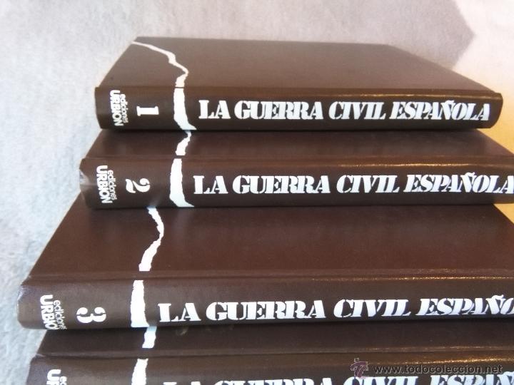 Libros antiguos: guerra civil española de hug thomas enciclopedia ediciones urbion - Foto 5 - 49204050