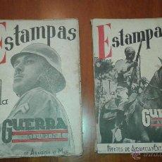 Libros antiguos: ESTAMPAS DE LA GUERRA 4 Y 5. Lote 52127392