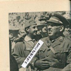 Libros antiguos: GUERRA CIVIL LA DICTADURA PRIMO DE RIVERA FRANCO EN MARRUECOS COMO CORONEL COMPLOT DEL GARRAF SBERT. Lote 54294999