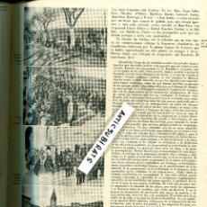 Libros antiguos: GUERRA CIVIL PROCLAMACION DE LA REPUBLICA EN JACA SANTUARIO DE CILLAS AYERBE HUESCA GALAPAGAR REINA. Lote 54295059