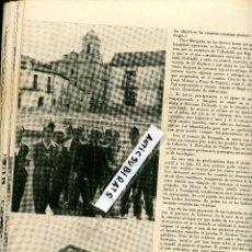 Libros antiguos: GUERRA CIVIL BATALLA ALTO DEL LEON LABAJOS ONESIMO REDONDO VILLACASTIN NAVALPERAL DE PINARES . Lote 152459838