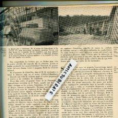 Libros antiguos: GUERRA CIVIL OCHANDIANO VILLARREAL CAFE ESPAÑA HOSPITAL OVIEDO SAN LORENZO EL FRESNO SANTO DOMINGO. Lote 54296059