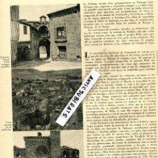 Libros antiguos: GUERRA CIVIL SIGUENZA SANATORIO DE TABLADA TRINCHERAS EN ARAVACA ALGORA JADRAQUE COGOLLUDO ATIENZA . Lote 54296569