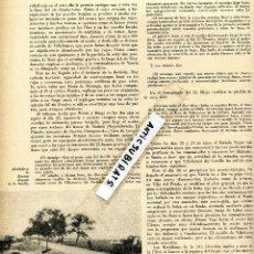 Libros antiguos: GUERRA CIVIL CIUDAD UNIVERSITARIA BATALLA DE BRUNETE FOTOS DE LA IGLESIA CAMPO DE BATALLA NO VISTA. Lote 54296719