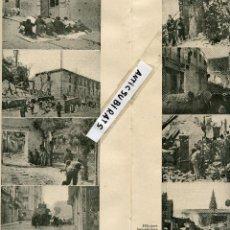 Libros antiguos: GUERRA CIVIL LA DESTRUCCION DE TOLEDO ENORME CANTIDAD DE FOTOS POCO VISTAS ALCAZAR Y ALREDEDORES . Lote 152457717