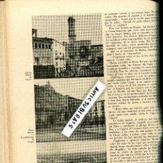 Libros antiguos: GUERRA CIVIL EN TERUEL CASPE SIETAMO HUESCA TORREMOCHA HUESCA PUENTE AVION ROJO DERRIBADO . Lote 54308136