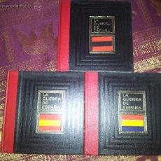 Libros antiguos: LIBROS DE LA GUERRA CIVIL ESPAÑOLA JAQUES DE GAULE. Lote 54886312