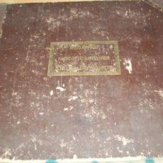 Libros antiguos: REGISTRO DE MODIFICACIONES RIESGO DE GUERRA. Lote 57220087
