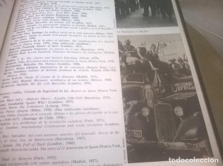 Libros antiguos: Guerra civil española - Foto 3 - 69084365