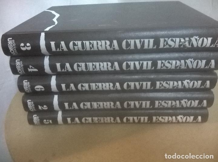 Libros antiguos: Guerra civil española - Foto 4 - 69084365