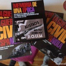 Libros antiguos: LA GUERRA CIVIL ESPAÑOLA CINCO TOMOS. Lote 75424347