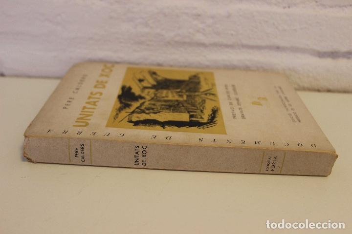 Libros antiguos: Unitats de xoc per Pere Calders. Enric Cluselles. 1938 Guerra Civil. exemplar de Ramon Pujol Alsina - Foto 4 - 49538908