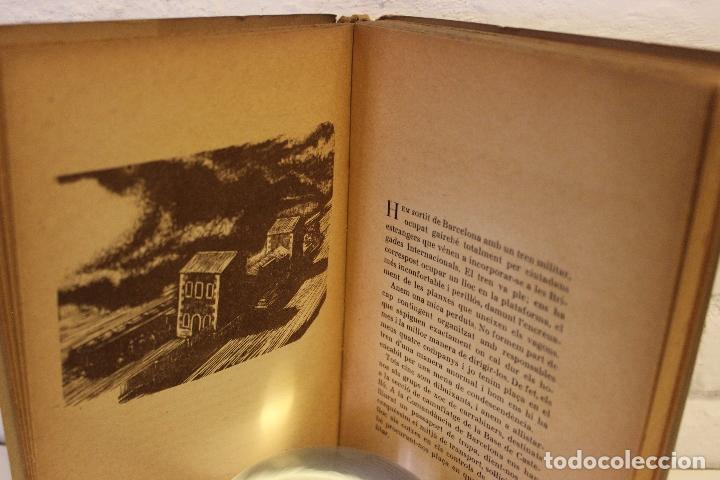 Libros antiguos: Unitats de xoc per Pere Calders. Enric Cluselles. 1938 Guerra Civil. exemplar de Ramon Pujol Alsina - Foto 8 - 49538908