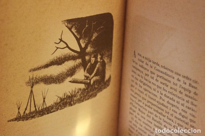 Libros antiguos: Unitats de xoc per Pere Calders. Enric Cluselles. 1938 Guerra Civil. exemplar de Ramon Pujol Alsina - Foto 9 - 49538908