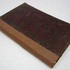 Libros antiguos: GUERRA CIVIL . ESCUELA POPULAR DE GUERRA DE CATALUÑA . LIBRO DE TÁCTICAS MILITAR. Lote 90677880