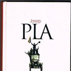 Libros antiguos: JOSEP PLA, MADRID. EL ADVENIMIENTO DE LA REPÚBLICA. Lote 91171465