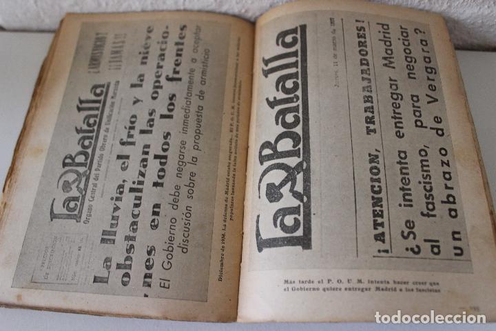 Libros antiguos: Espionaje en España. Max Rieger. Prefacio de José Bergamin. 1938. (Guerra Civil. POUM. Andreu Nin) - Foto 10 - 93682385