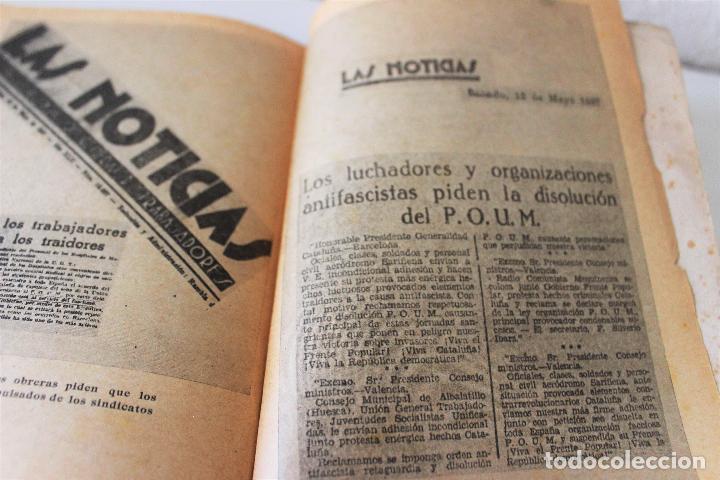 Libros antiguos: Espionaje en España. Max Rieger. Prefacio de José Bergamin. 1938. (Guerra Civil. POUM. Andreu Nin) - Foto 11 - 93682385