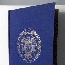 Libros antiguos: GARCÍA MORENTE : IDEAS PARA UNA FILOSOFÍA DE LA HISTORIA DE ESPAÑA. (1ª ED. 1942) POST GUERRA CIVIL. Lote 96049435