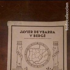 Libros antiguos: (UNICO) MI DIARIO DE LA GUERRA DE ESPAÑA 1936-39 DEDICADO Y FIRMADO POR EL AUTOR 1941. Lote 96808987