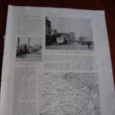 Libros antiguos: LA MARCHA SOBRE MADRID. REPORTAJE FOTOGRÁFICO. 1936. L'ILLUSTRATION.. Lote 99530563