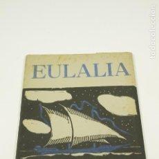 Libros antiguos: EULALIA REVISTA ESCOLAR, JUNIO 1936, NÚM. 3. 19X25,5CM. Lote 101976659