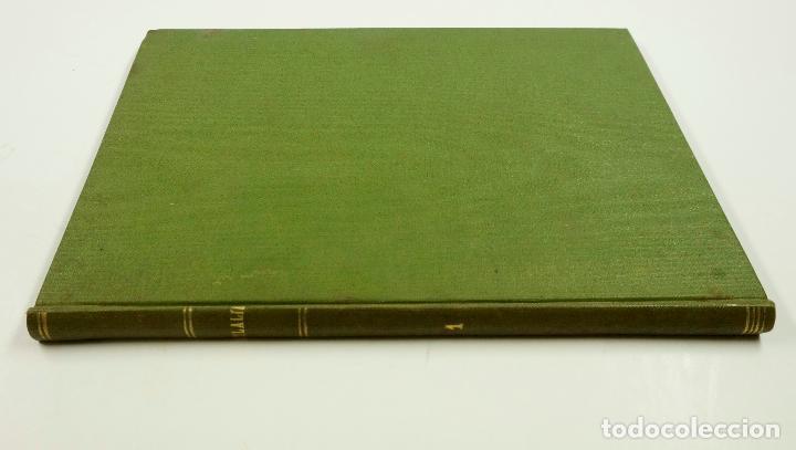 EULALIA REVISTA ESCOLAR, TOMO I, NÚMEROS DE ENERO A JUNIO DE 1933. 16X22CM (Libros antiguos (hasta 1936), raros y curiosos - Historia - Guerra Civil Española)