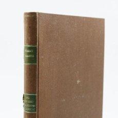 Libros antiguos: DEL ALTO EBRO A LAS FUENTES DEL LLOBREGAT, 1940, EDITORA NACIONAL, ILUSTRADO. 19X24,5CM. Lote 109448259