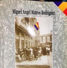 Libros antiguos: LA REPUBLICA EN ZAMORA (1931-1936) TOMO I Y TOMO II. MIGUEL ANGEL MATEOS 1988. Lote 113007727