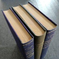 Libros antiguos: CABALLERO AUDAZ: DECLARACIÓN DE GUERRA, EL CUARTEL DE LA MONTAÑA, NOSOTROS LOS MÁRTIRES (1939-1940). Lote 115073003