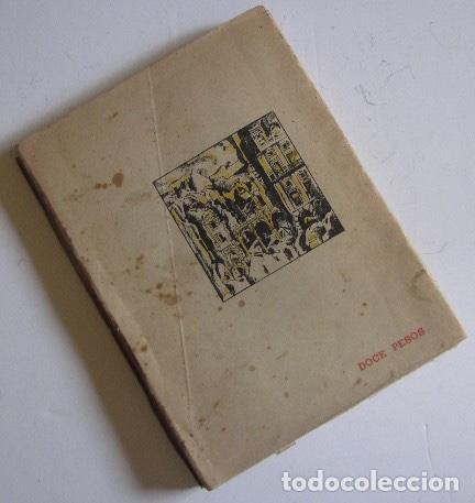 Libros antiguos: ROMANCERO DEL ALCAZAR - GUERRA CIVIL ESPAÑOLA - AÑO 1937 - Foto 9 - 116941451