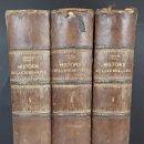 Libros antiguos: HISTORIA DE LA GUERRA CIVIL. 3 TOMOS. ANTONIO PIRALA. 1889/1891.. Lote 118360923