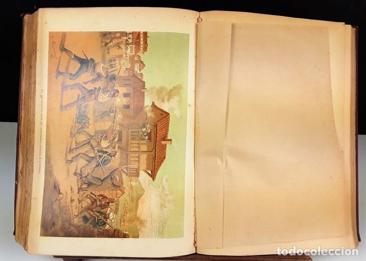 Libros antiguos: HISTORIA DE LA GUERRA CIVIL. 3 TOMOS. ANTONIO PIRALA. 1889/1891. - Foto 7 - 118360923