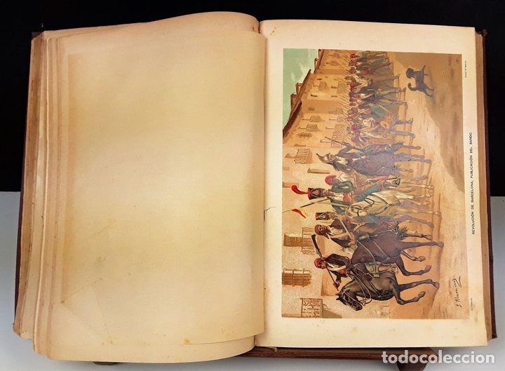 Libros antiguos: HISTORIA DE LA GUERRA CIVIL. 3 TOMOS. ANTONIO PIRALA. 1889/1891. - Foto 9 - 118360923